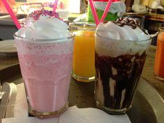 Nos fascina consentirles con su bebida favorita!!!