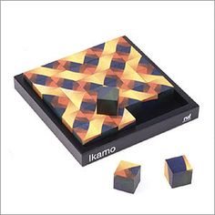 Naef Ikamo Wooden Toy Puzzle