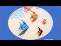 Je vous propose aujourd'hui le détail du poisson ange (Kato Michiaki) que j'avais montré dans un article sur les poissons d'avril en origami et qui avait suscité un grand enthousiasme de votre part. Ce modèle issu du livre de La … Lire la suite