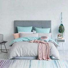 Rose Quartz e Serenity são a nova tendência em cor eleita pela Pantone! Saiba como decorar com essa dupla imbatível!