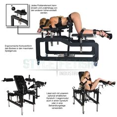Bondage bdsm furniture