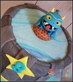 Skylanders Party Supplies Skylanders Birthday boys and Birthday cakes