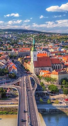 Bratislava Old town, Slovakia European Countries, Countries Of The World, Bratislava Slovakia, Continental Europe, Central Europe, Daily Photo, Cathedrals, Czech Republic, Ua