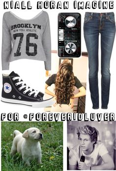"""""""Niall Horan Imagine for @forever1dluver"""" by for-the-love-of-music ❤ liked on Polyvore"""