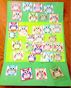 Lots of owl freebies and resources at the FlapJack blog!