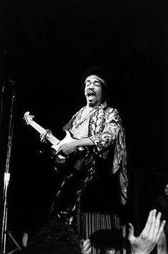 Hendrix Photo & Artwork Gallery - Page 4