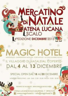 Magic Hotel in Atena Lucana, Campania