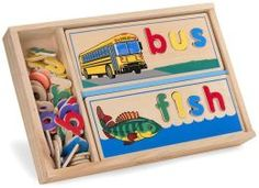 See & Spell Boards *cheaper at toys r us