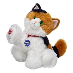 13 in. Promise Pets™ Calico Cat | Build-A-Bear
