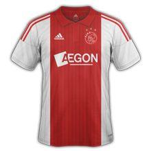 Camisetas real madrid futbol segunda 2014-2015 Amsterdam las maillots de football Ajax 2015