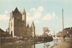 1910 - De Amsterdamse Poort aan het Spaarne - Serc