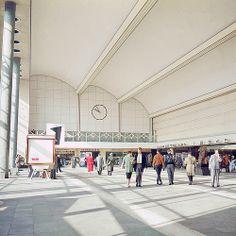 Centraal Station / Rotterdam / 1959 /