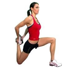 Hamstring Stretching Exercises, Stretches For Tight Hamstrings, Tight Quads, Hamstring Muscles, Quads And Hamstrings, Knee Stretches, Hamstring Workout, Easy Stretches, Thigh Exercises
