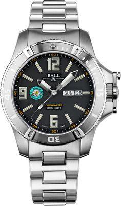 @ballwatchco Spacemaster Brian Binnie  Limited Edition
