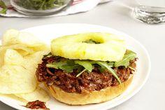 Slow Cooker Hawaiian Pulled Pork SandwichesDelish