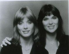 Ann and Nancy Wilson. Heart