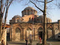 Chora( kariye müzesi) Museum Fatih/ İstanbul