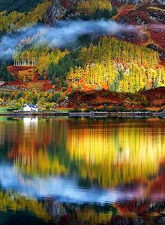 Nature – Scotland Highlands.. yet another beautiful scene from Scotland...
