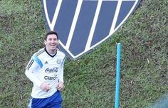Main training center of Clube Atlético Mineiro - Brazil City Rooster Messi 2014