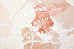 Landon Metz — Painter Painting Surface — Publication