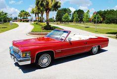 1979 Cadillac Deville leCabriolet convertible  by That Hartford Guy, via Flickr
