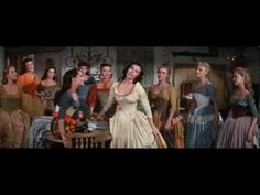 Cyd Charisse - Waitin' For My Dearie from the movie Brigadoon with Gene Kelly