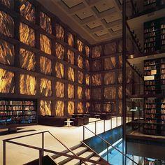 Rare Books Library, Yale University