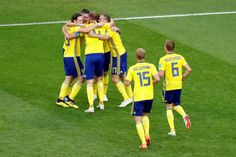 FIFA World Cup 2018: No Zlatan No Problem as Sweden Thrive on Collective Spirit