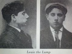 Louie the Lump - member of the Five Points Gang Great Photos, Old Photos, Chicago Outfit, Real Gangster, Gangs Of New York, Victorian Life, Five Points, Al Capone, Interesting History
