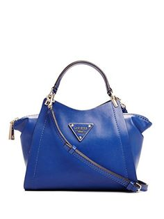 GUESS Thomson Mini Satchel ** Want additional info? Click on the image. Satchel, Crossbody Bag, Clutch Bags, Fab Bag, Guess Handbags, Coin Bag, Evening Bags, Fashion Brands, Shoulder Bag