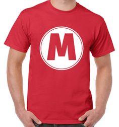 Mario T-shirt fancy dress