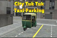 be a city tuk tuk taxi parking driver in this amazing duty city tuk tuk taxi parking game! This tuk tuk cab can not park himself, he needs a driver. <br>do you think that you have got the skills to park the cab in this new city tuk tuk taxi simulator? then you should download this free tuk tuk cab game where you will be a taxi driver. <br>park the yellow nyc cab in the right spot. drive through the amazingly realistic 3D city. this new 3D parking tuk tuk cab game is definitely belongs to the…