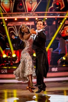 SCD Final 2016. Danny Mac & Oti Mabuse. Judges choice Quickstep.