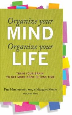 Looking for some organization in your life? Great book.