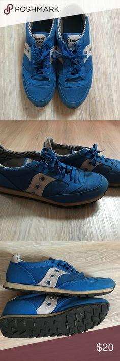 Men's Saucony Jazz Vegan size 12 Slightly used men's Saucony vegan shoe Saucony Shoes Sneakers