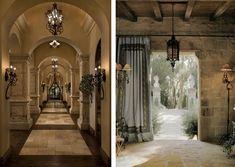 Тосканский стиль в интерьере. - тысяча разных идей