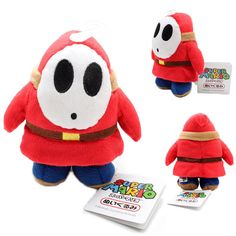 Super Mario Series 3 Shy Guy Plush $14.49