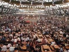 Oktoberfest 10 Personen Tisch-Reservierung 02.10.2013 Box