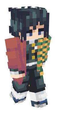 Minecraft Pirate Skin, Minecraft Skins Demon, Minecraft Anime, Minecraft Mods, Minecraft Designs, Anime Demon, Anime Manga, Skin Mine, Mc Skins