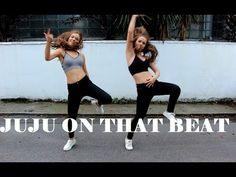 Juju On Dat Beat - TWINS DANCING ! #TZAnthemChallenge - YouTube