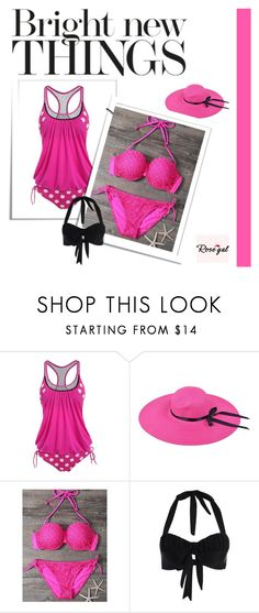 """Rosegal  36"" by miincee ❤ liked on Polyvore"