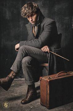 Fantastic Beasts The Crimes Of Grindelwald Newt Scamander Poster Harry James Potter, Harry Potter Universal, Harry Potter Fandom, Harry Potter World, Hogwarts, Crimes Of Grindelwald, Yer A Wizard Harry, Fantastic Beasts And Where, Newt Fantastic Beasts