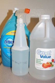 Homemade Counter Cleaner - tried this today and it works great