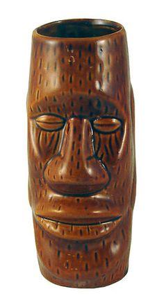 Tiki drinking cocktail mug tall holds 414ml unique bar drinkware   eBay