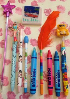 Stationery fun. by kirstoir©, via Flickr