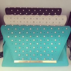 Kardashian clutches