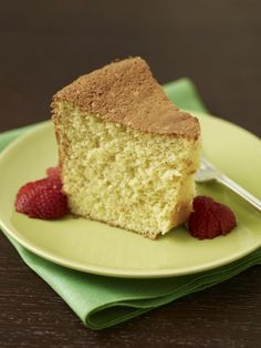 Passover Sponge Cake from familycircle.com #passover