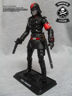 Gi joe Custom Action Figures: Cobra