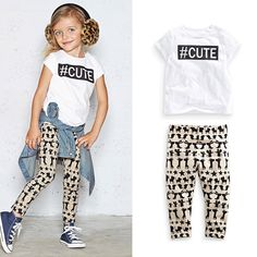 Find More Clothing Sets Information about 2015 The European and American wind letter printed suit with short sleeves of the girls 2pcs/set,High Quality print pant,China suit navy Suppliers, Cheap printed suit from Bear Dream on Aliexpress.com