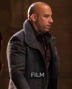 Vin Diesel The Last Witch Hunter Coat